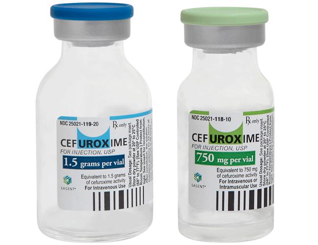 cefuroxime for injection, usp, Skeleton